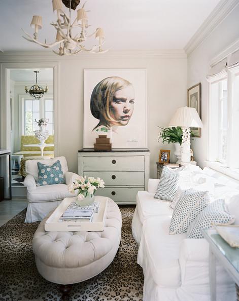 Lonny - Christy Ford Living Room