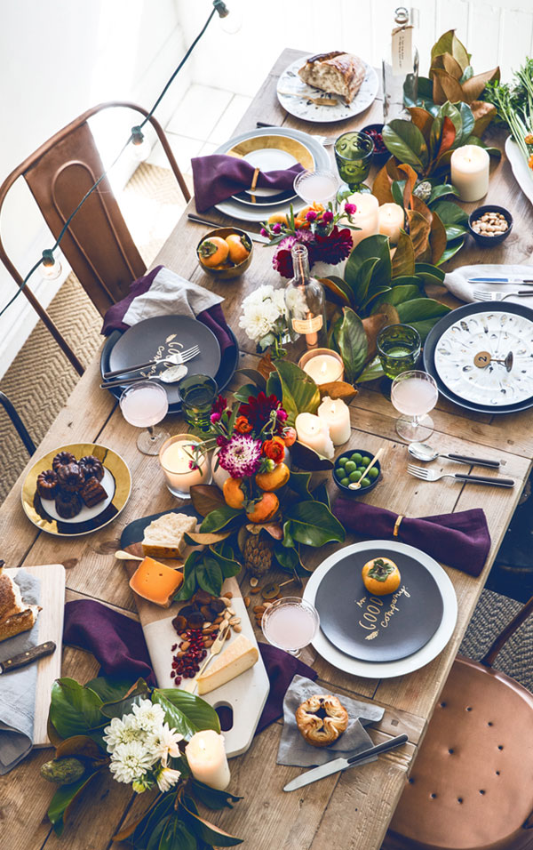 Thanksgiving Table 5