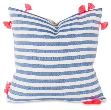 FF - Furbish Tassel Pillow